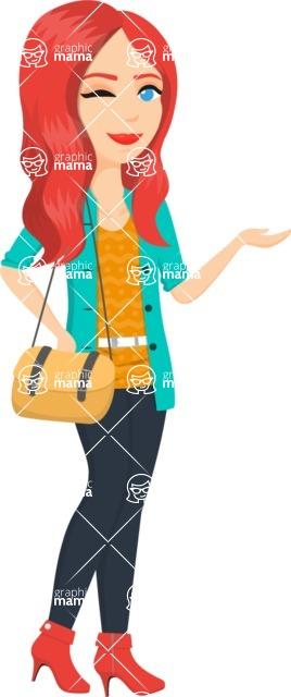 Fashion Icon - Girl 31
