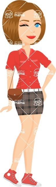 Fashion Girls Graphics Maker - Girl 33