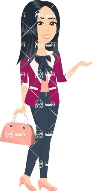 Fashion Girls Graphics Maker - Girl 36