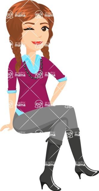 Fashion Icon - Girl 51