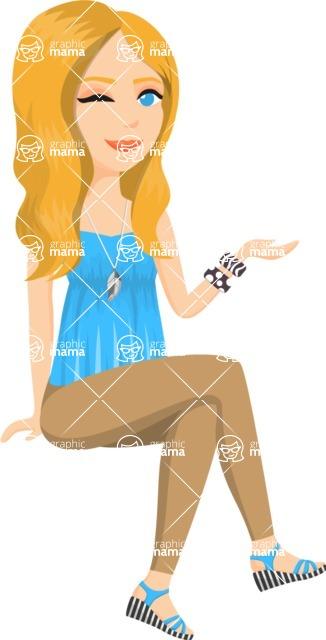 Fashion Icon - Girl 54