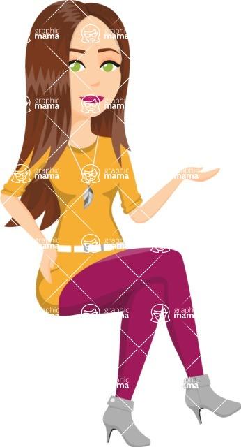 Fashion Icon - Girl 58