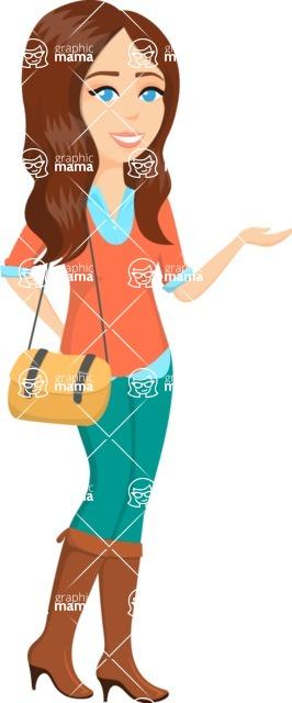 Fashion Icon - Girl 6