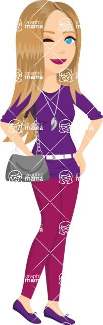 Fashion Icon - Girl 63