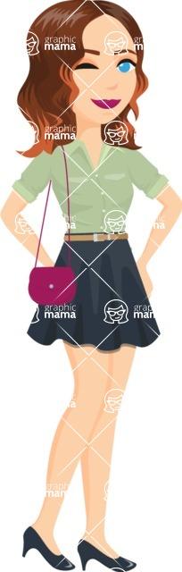 Fashion Icon - Girl 64