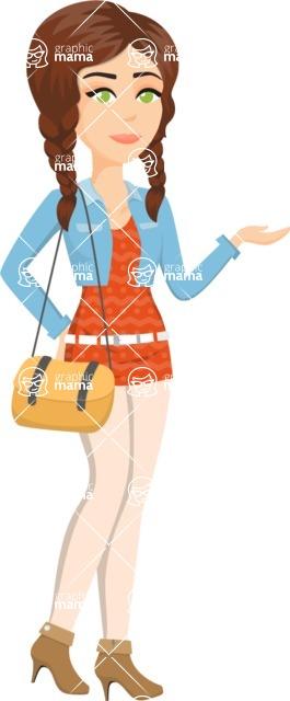 Fashion Icon - Girl 65