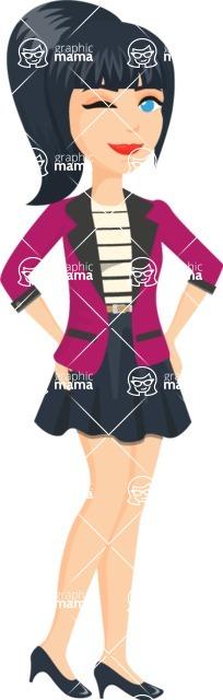Fashion Icon - Girl 66