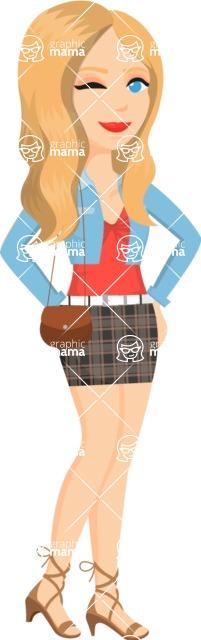Fashion Girls Graphics Maker - Girl 67