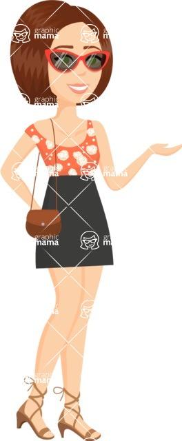 Fashion Girls Graphics Maker - Girl 7