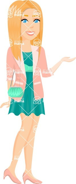 Fashion Icon - Girl 72