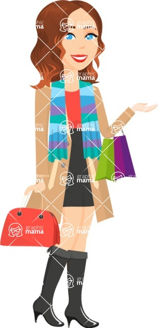 Fashion Icon - Girl 76