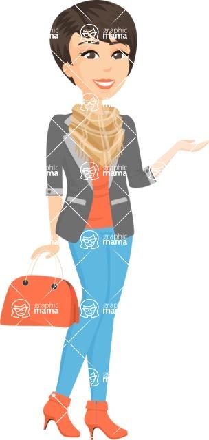 Fashion Girls Graphics Maker - Girl 78