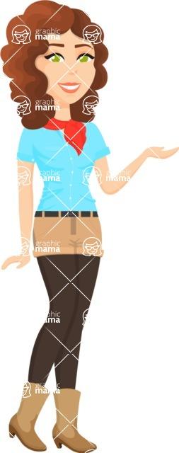 Fashion Girls Graphics Maker - Girl 79