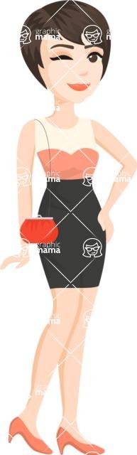 Fashion Girls Graphics Maker - Girl 84