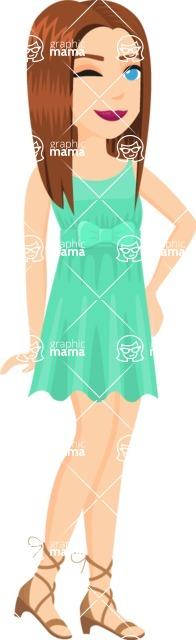 Fashion Icon - Girl 86