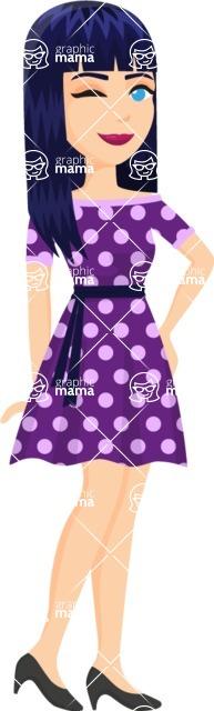Fashion Icon - Girl 87