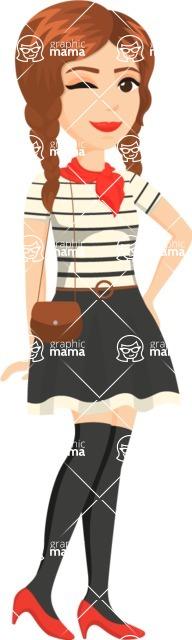 Fashion Icon - Girl 89
