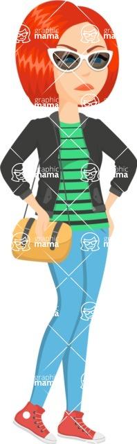 Fashion Icon - Girl 94