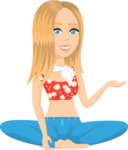 Fashion Girls Graphics Maker - Girl 43