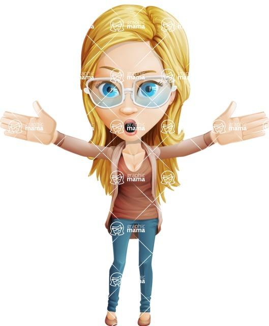 Alice Skinny Jeans - Shocked