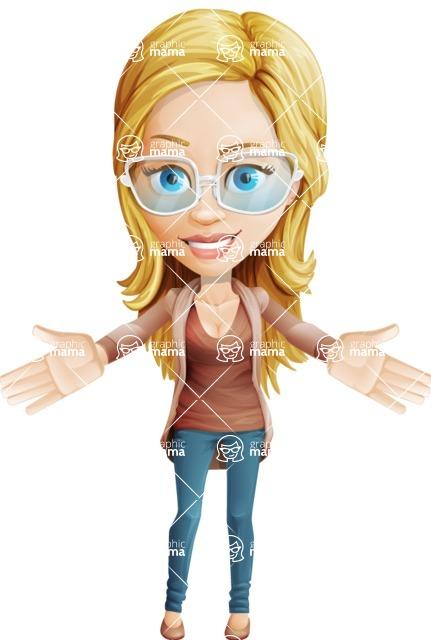 Alice Skinny Jeans - Hello