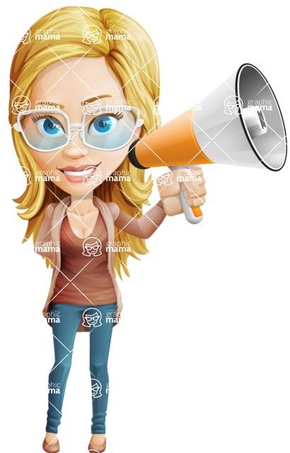 Alice Skinny Jeans - Loudspeaker