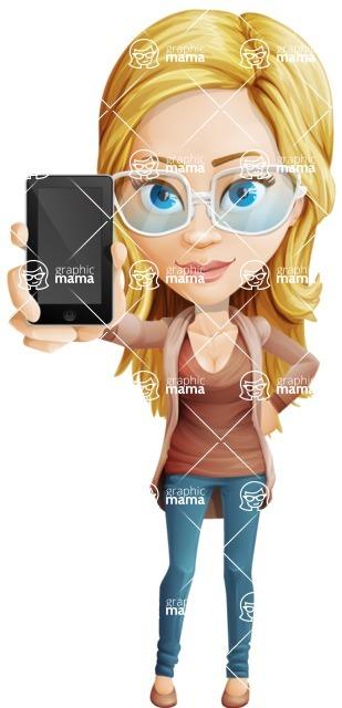 Alice Skinny Jeans - iPhone