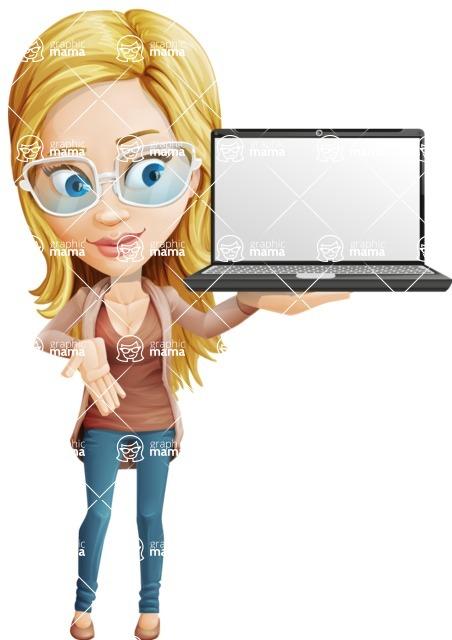 Alice Skinny Jeans - Laptop 2