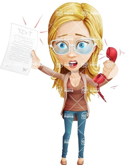 Alice Skinny Jeans - Office Fever