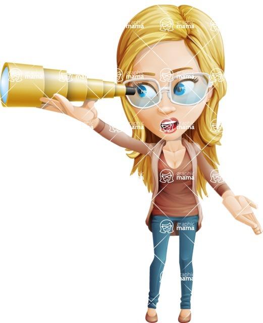 Alice Skinny Jeans - Telescope