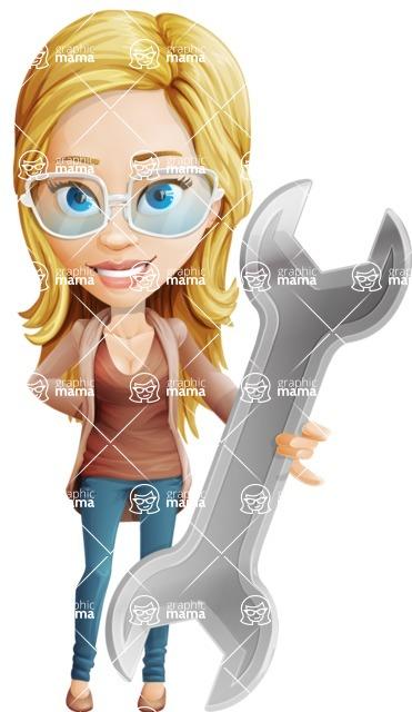 Alice Skinny Jeans - Repair