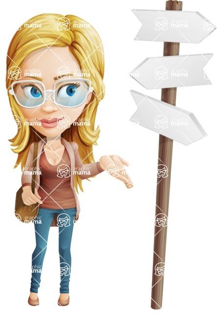 Alice Skinny Jeans - Crossroad