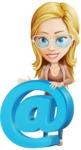 Alice Skinny Jeans - Email