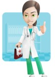 Julia the Medical Scientist - Shape 6