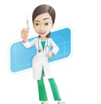 Julia the Medical Scientist - Shape 10