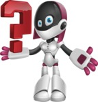 Digitally Intelligent Vector Graphic Android - set of different poses - Question