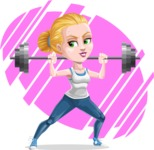 Ines the Fitness pro - Shape 5