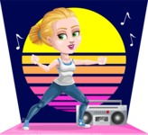 Ines the Fitness pro - Shape 11
