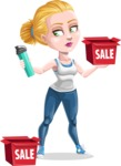 Ines the Fitness pro - Sale