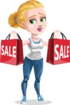 Ines the Fitness pro - Sale 2