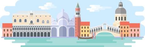 Venice Wide Landscape
