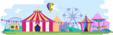 Circus Wide Landscape