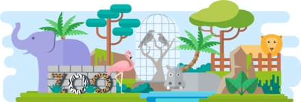 Zoo Wide Landscape