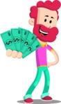 Jasper Fresh - Show me  the Money