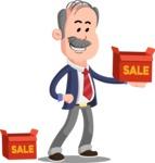 Fred Senior - Sale