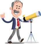 Fred Senior - Telescope