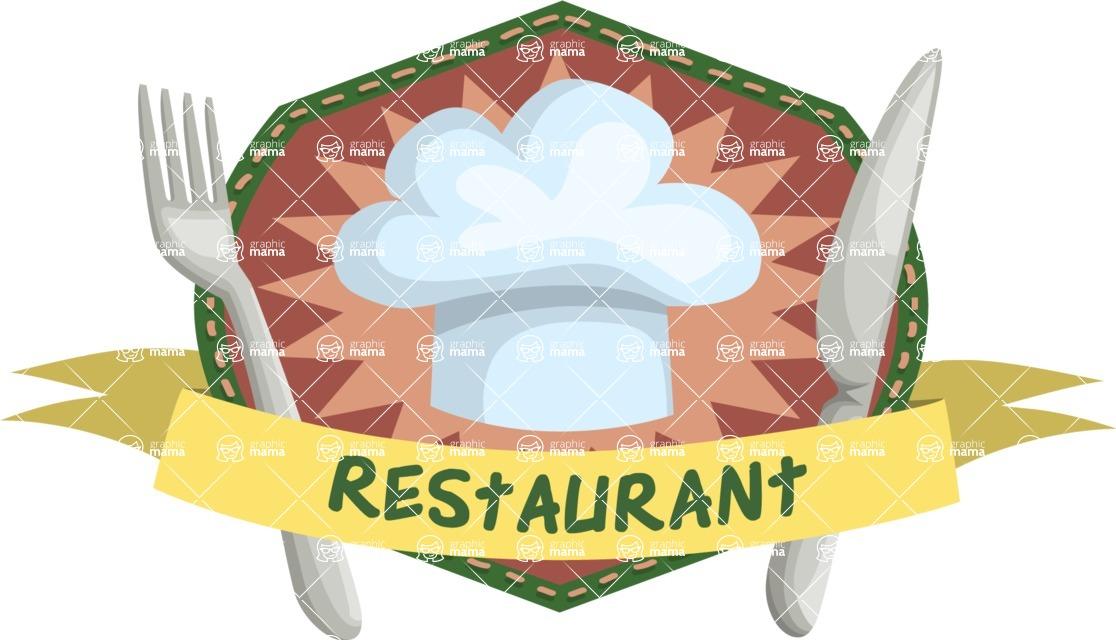 Chef Hat Sticker
