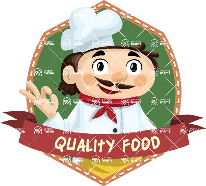 Chef Sticker