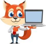 Ben Tails - Laptop 3