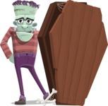 Pants Ken Stein - Coffin